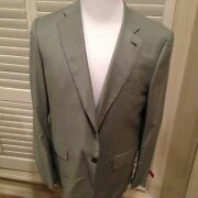 3495 Isaia Red Label Suit 44r Hand Made In Italy