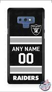 Los Angeles Raiders Football Jersey 2018 Phone Case Cover For Iphone Samsung