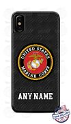 Us Marine Corps With Any Name Phone Case Cover Fits Iphone Samsung Lg Google Etc