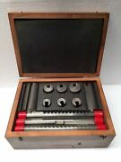 Dumont No.40 11129 Minute Man Metric Keyway Broach Set Complete -free Shipping-