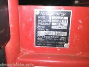 Used 0601811035 Receptacle For Multiquip Ga-6ha -entire Picture Not For Sale