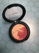 Mac M.a.c Simmer Mineralize Blush New In Box Limited Edition Rare Sold Out