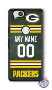 Green Bay Packers Football Jersey 2018 Phone Case Cover For Iphone Samsung