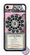 Vintage Retro Pay Phone Phone Case Cover For Iphone Samsung Google Lg Google
