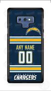 Los Angeles Chargers Football Jersey 2018 Phone Case Cover For Iphone Samsung Et