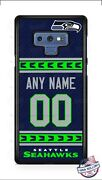 Seattle Seahawks Football Jersey 2018 Phone Case Cover For Iphone Lg Htc Etc