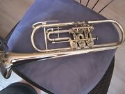 Heckel Bbtrumpet Dresden Germany ,probably From The Year1939 Vintage,very Rare