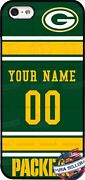 Green Bay Packers Football Jersey Customize Phone Case Cover For Iphone Samsung