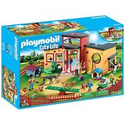 Playmobil City Life Tiny Paws Pet Hotel Building Set 9275 New In Stock