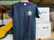 Chicago Police Left Chest Star Printed T- Shirt Med,large,xl,xxl,xxxl