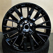 22andrdquo Wheels Rims For Range Rover Sport Hse Supercharged Land Rover Sport Lr3 Lr4