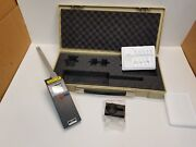 Rotronic Ps1 Hygromer Hygrometer In Case Kit W/probe Connections Free Shipping