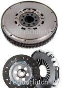Dual Mass Flywheel Dmf And Clutch Kit For Fits Porsche 911 993 964 1988-1997