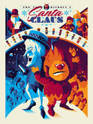 Tom Whalen Print Year Without A Santa Claus Regular Edition Christmas Poster