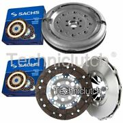 Sachs 2 Part Clutch Kit And Sachs Dmf For Seat Mpv 1.8 T 20v