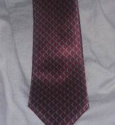 New Brioni Made In Italy  Woven Silk Neck Tie Msrp 230