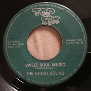 Rare The Ghost Squad Sweet Soul Music / Carrie Anne Philippines Soul Funk Ex