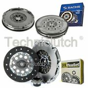 Luk 3 Part Clutch Kit And Sachs Dmf For Bmw Z3 Convertible 2.8