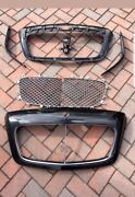 Bentley Continental Gt And Flying Spur Radiator Chrome Grill 04 - 08