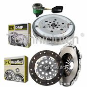 Luk 2 Part Clutch Kit And Luk Dmf And Csc For Volvo C70 Coupe 2.0 T