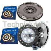 Sachs 3 Part Clutch Kit And Sachs Dmf For Bmw 5 Series Berlina 528i