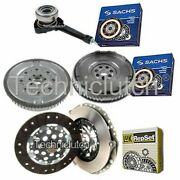 Luk Clutchsachs Dmf And Sachs Csc For Renault Laguna Sport Tourer Estate 1.9dci