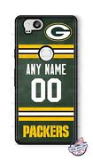 Green Bay Packers Custom Phone Case Cover Nameandno. For Iphone Samsung Lg Htc