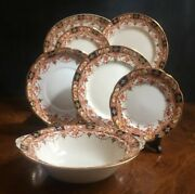 Thomas Forester And Sons T F And S Ltd Phoenix China 404 Fth6 England Various Pieces