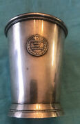 Patrick Henry Sterling Silver Julep Cup Westchester County Golf Assocation