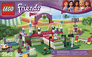 Lego Friends Heartlake Dog Show 3942 Complete With Mia And Instruction Book