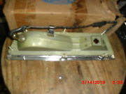1970 Lincoln Town Car Nos Marker Lamp Assy Mounts In Bumper End-rh D0vy-15a201-a