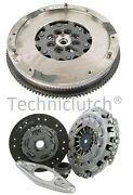 Dual Mass Flywheel Dmf And Clutch Kit For Bmw 5 Series 525 D 525d Package