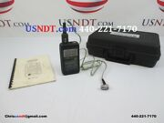 Stress-tel T-mike Es Thickness Gauge Tester Ultrasonic Flaw Detector Ndt Olympus