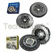 Luk 2 Part Clutch Kit And Sachs Dmf For Ford Transit Platform/chassis 2.0 Di