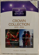 Hallmark Christmas In Conway And In My Dreams Dvd, 2013, 2-disc Set New