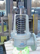 Kunkle 2 300lkh Steam Safety Relief Valve - Newly Repaired By Tyco