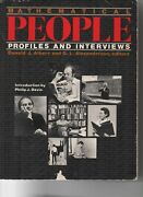 Mathematical People Profiles And Interviews - Donald J. Albers - Sc - 1985.