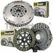 Luk 3 Part Clutch Kit And Luk Dmf For Bmw 5 Series Berlina 523i