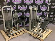 Life Fitness Pro 2 Platinum Abdominal Crunch And Back Ext. - Buyer Pays Shipping