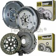 Luk 3 Part Clutch Kit And Luk Dmf For Bmw 3 Series Convertible 323i