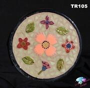 Mosaic Trivet Handmade And Glass Tiles Look Nice On The Counter In Your Hometr105