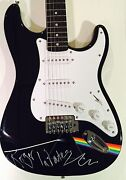 Roger Waters Signed Pink Floyd Autographed Guitar Fender Stratocaster Gilmore