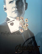 Hot Toys - 16 The Avengers Agent Phil Coulson Shield Folder + Trading Cards