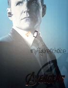 Hot Toys - 16 The Avengers Agent Phil Coulson Mobile Phone + Staff Card