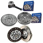Clutch Kit And Sachs Dmf With Sachs Csc For Renault Laguna Hatchback 1.9 Dci