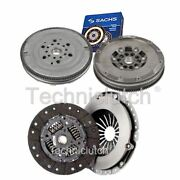 Nationwide 2 Part Clutch Kit And Sachs Dmf For Vauxhall Astravan Box 2.0 Dti