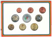 10 Sets -- Ireland 2003 Official Special Olympics 9 Coin Set W Scarce 5 Euro
