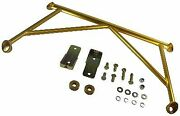 Whiteline Ksb726 Front Lower Control Arm Chassis Brace For 2005-2010 Mustangs