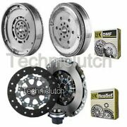 Luk 3 Part Clutch Kit And Luk Dmf For Bmw 3 Series Estate 318d