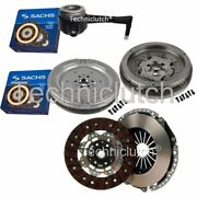 Nationwide 2 Part Clutch And Sachs Dmf With Sachs Csc For Vw Golf V Estate 2.0